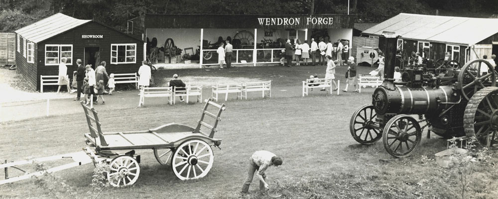 Wendron Forge 1972